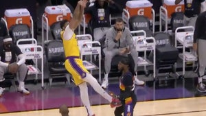 Anthony Davis Karate Kicks Jae Crowder's Nuts During Game, Gets Flagrant Foul