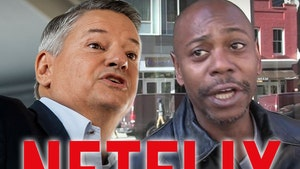 Netflix's CEO Apologizes for Chappelle Stance, But Stands Firm