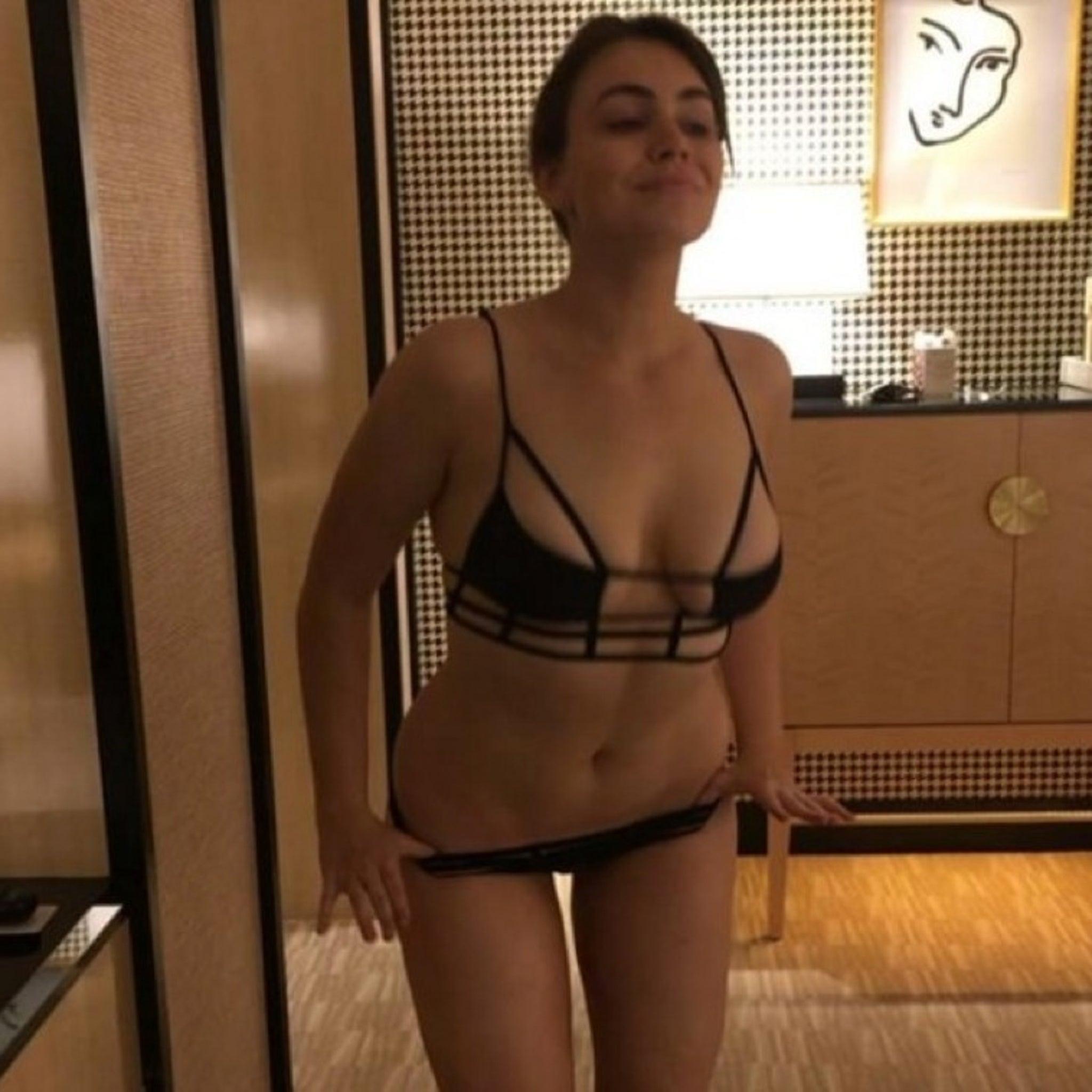 Sophie Tweed Simmons Hot Shots