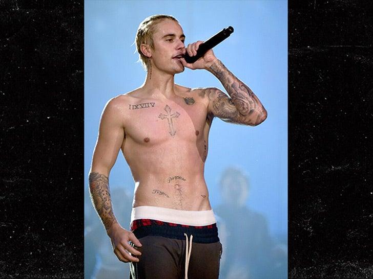 Justin Bieber - Purpose World Tour - Opening Night