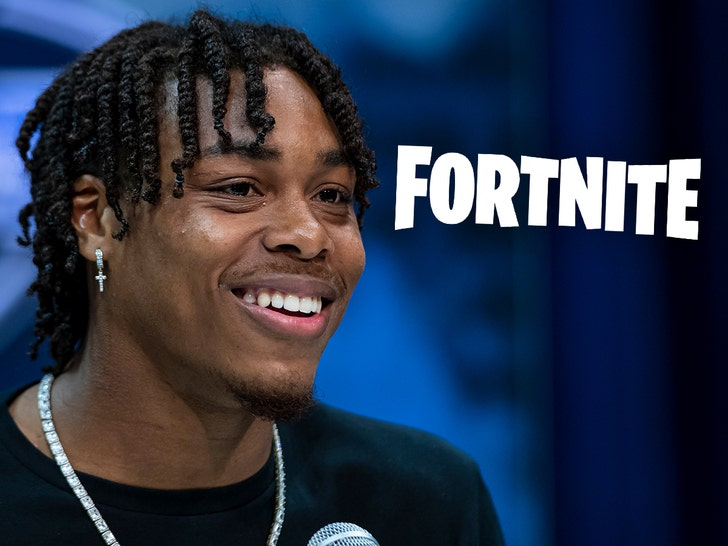 Justin Jefferson's 'Griddy' Touchdown Dance Gets Fortnite Treatment, I'm In The Game!.jpg
