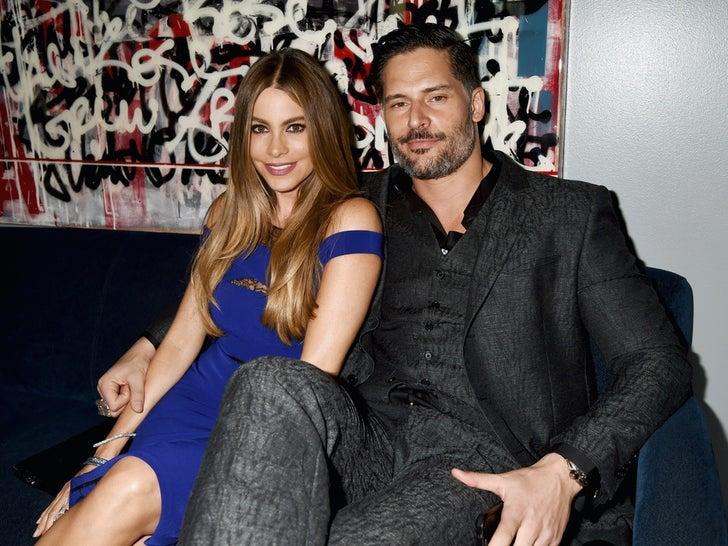 Sofia Vergara and Joe Manganiello Together