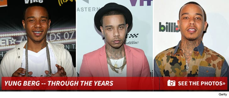 "Yung Berg -- ""Love and Hip Hop L.A."" Star"