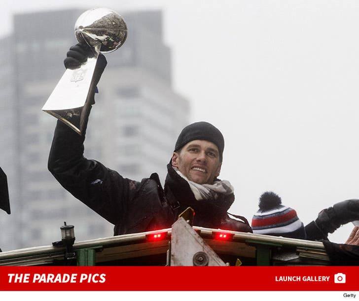 Patriots Super Bowl Parade