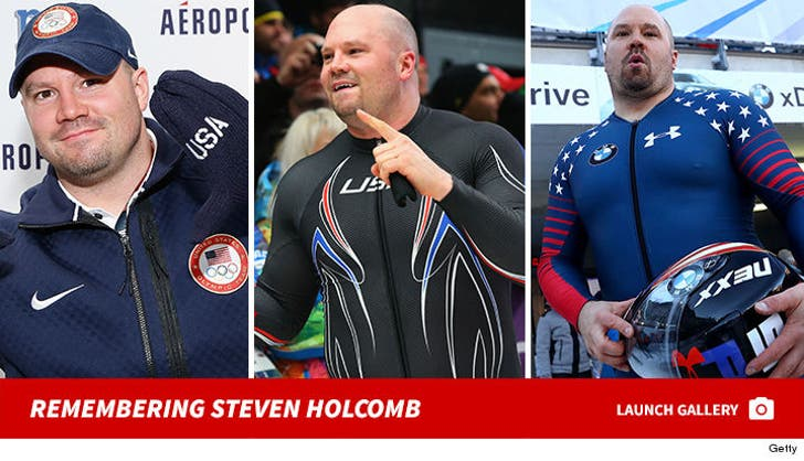 Remembering Steven Holcomb