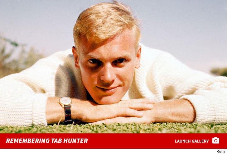 Tab Hunter Photos