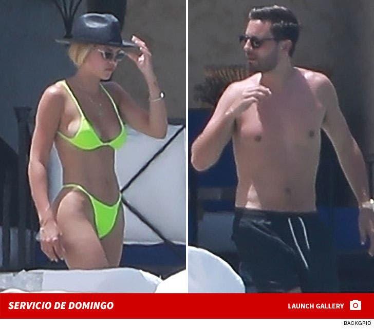 Sofia Richie Rocks Sexy Bikini During Easter Getaway With Scott Disick