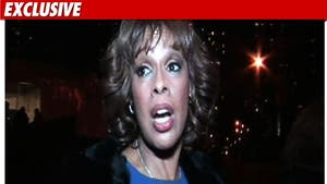 Gayle King -- It Doesn't Pay to Be Oprah's Half-Sister