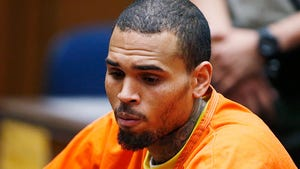 Chris Brown -- FELONY Prosecution Possible In DC Assault Case