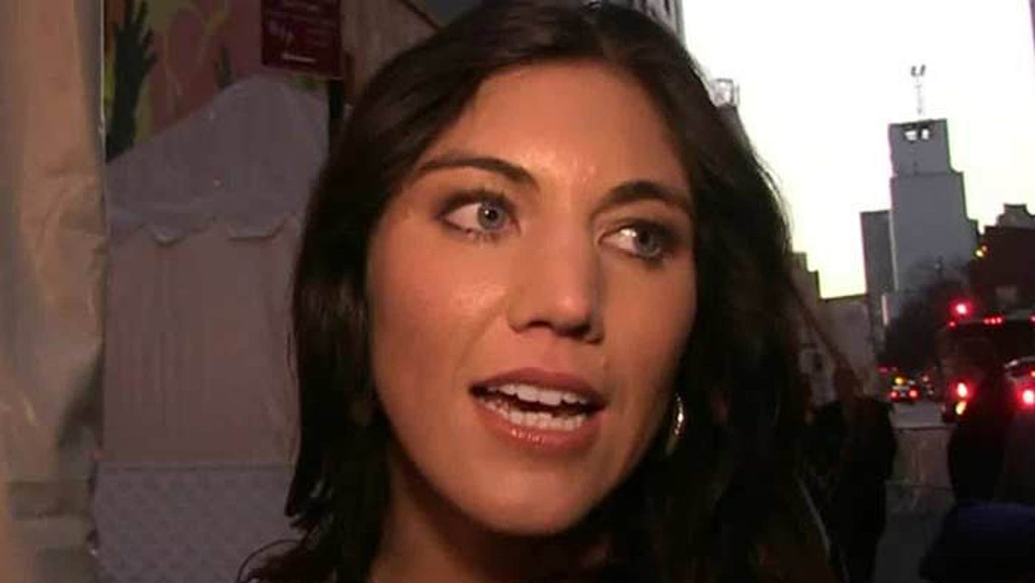 Hope Solo On Nude Hacker -- Beyond Bounds Of Human Decency-4366