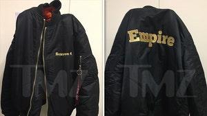 Taraji, Terrence and 'Empire' Stars Buy Season 4 Crew Bomber Jackets