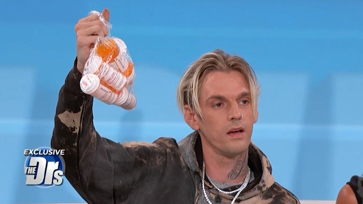 Aaron Carter Reveals His Mental Illness Diagnosis On The