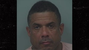 Ex-'L&HH' Star Benzino Busted For Alleged Property Damage After Jealous Rage