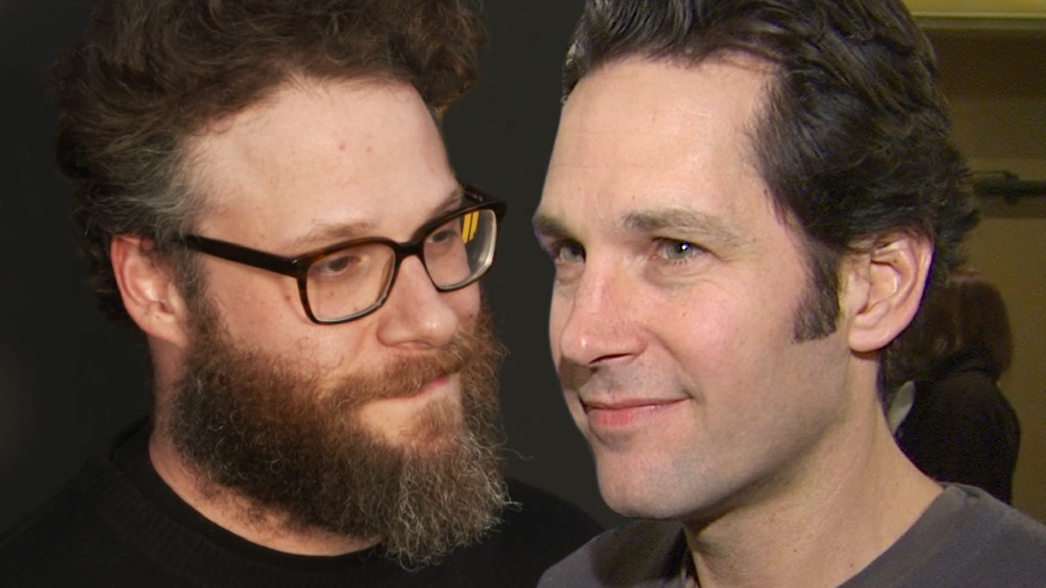 Seth Rogen Shares Hilarious Story About Paul Rudd Giving Him a Massage