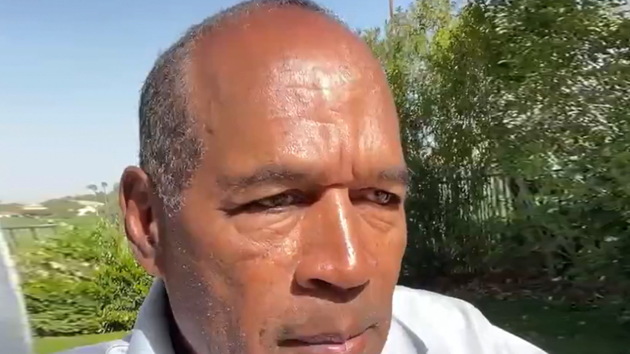 O.J. Simpson Says He Feared Death During Bout With COVID, 'I Couldn't Catch My Breath'