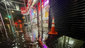 Severe Flooding from Storm Ida Hits New York & Jersey, 9 Reported Dead