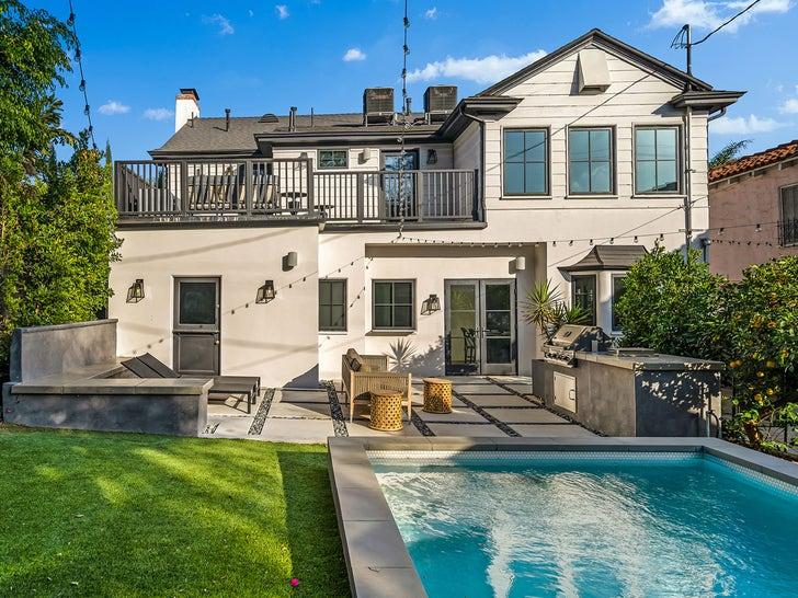 Naya Rivera's Los Feliz Home Hits The Market
