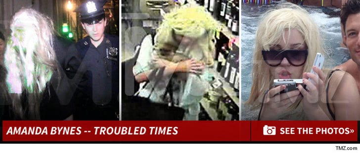 Amanda Bynes -- Troubled Times