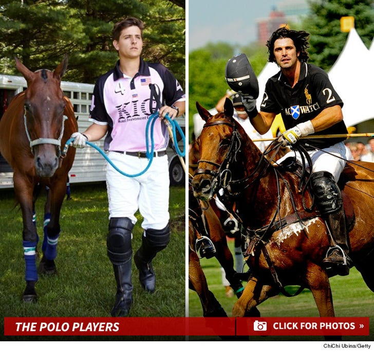 Polo Players From Around the World