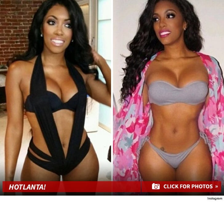Sexy Photos of Porsha Williams -- Happy National Housewife Day!