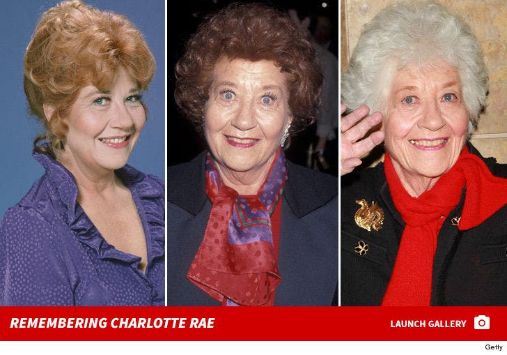 Remembering Charlotte Rae