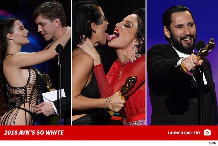 35th AVN Awards So White