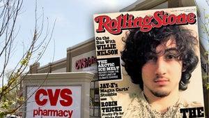 CVS Boycotting Rolling Stone Over Boston Bomber Cover