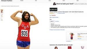 Caitlyn Jenner Olympic Costume Maker Refuses to Pull It Despite Backlash