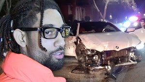 PnB Rock Totals Car in Alleged Street Race, Arrested For DUI