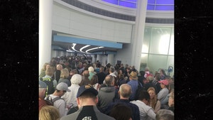 Coronavirus Poses Problems for Thousands at U.S. Airports