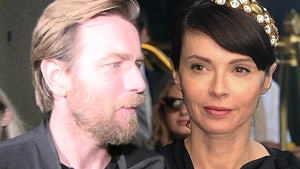 Ewan McGregor Splitting 'Star Wars' Royalties in Divorce
