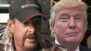 Joe Exotic Asks Trump for Pardon, Says He Was Sexually Assaulted in Prison