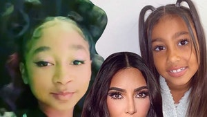 That Girl Lay Lay Wants Kim Kardashian to Let Her Post Vid with North