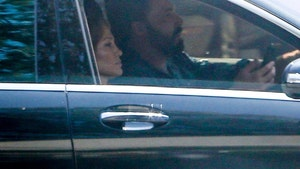 Jennifer Lopez Has Kids Tag Along with Her & Ben for More House Hunting