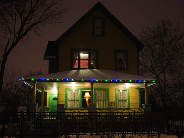 'A Christmas Story' House & Museum
