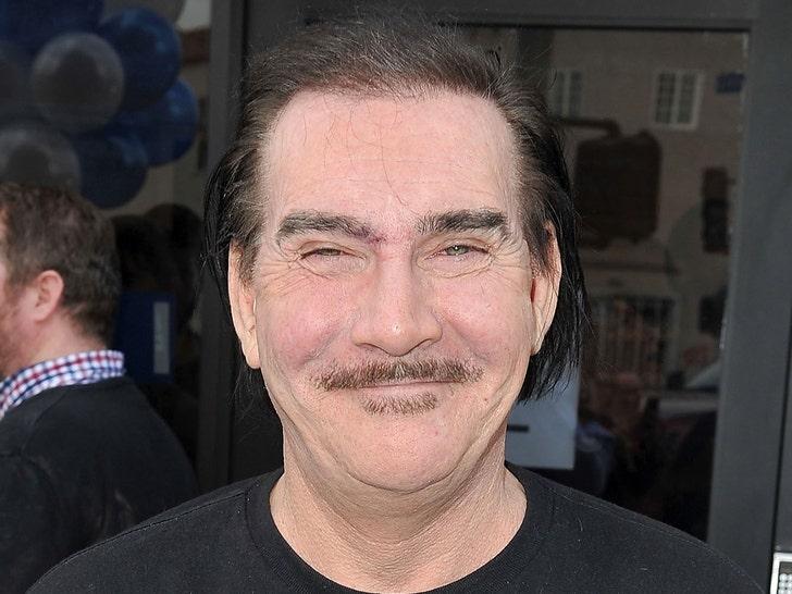 John Dixon Paragon from Pee-Wee's Playhouse