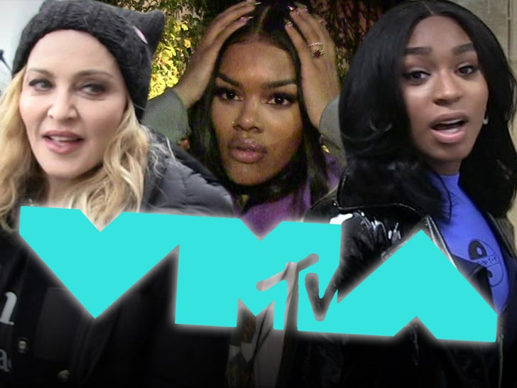 Madonna, Teyana Taylor, Normani Trigger FCC Complaints Over VMA Performances.jpg
