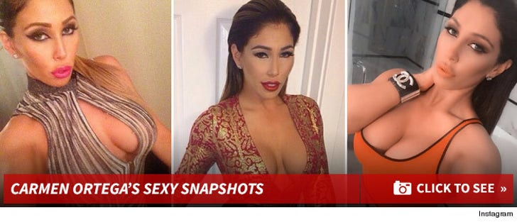 Carmen Ortega's Hot Shots