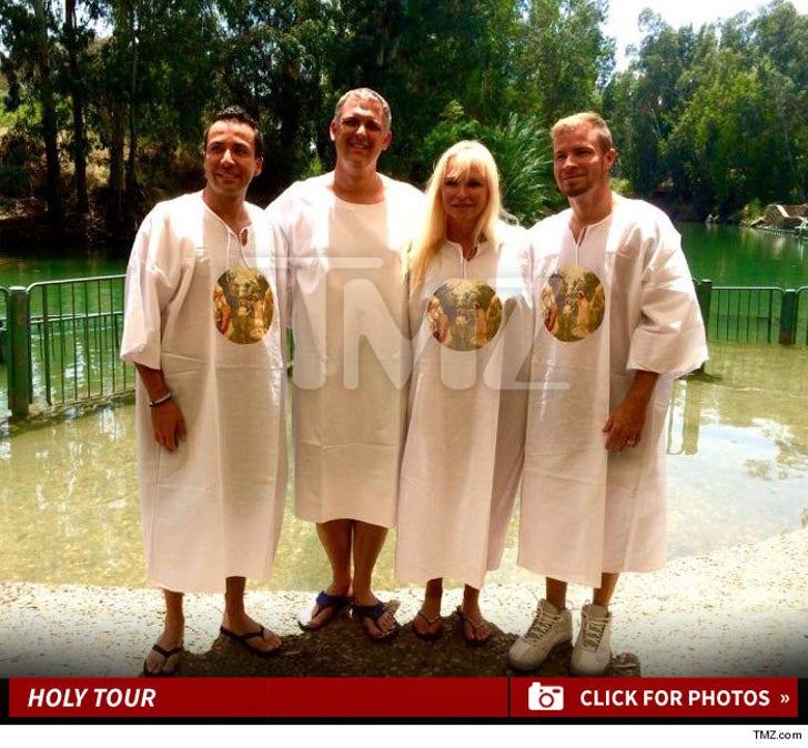 Backstreet Boys -- Holy Tour