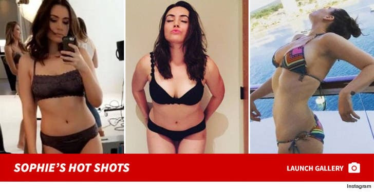 Sophie Tweed-Simmons' Hot Shots