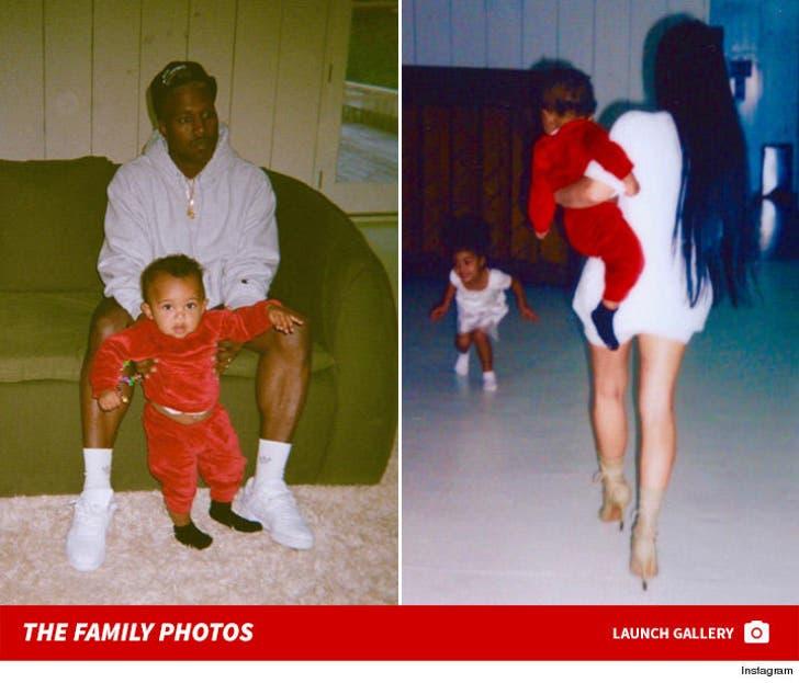 Kim & Kanye's Pics Were Taken At His Post-Hospital Hideout