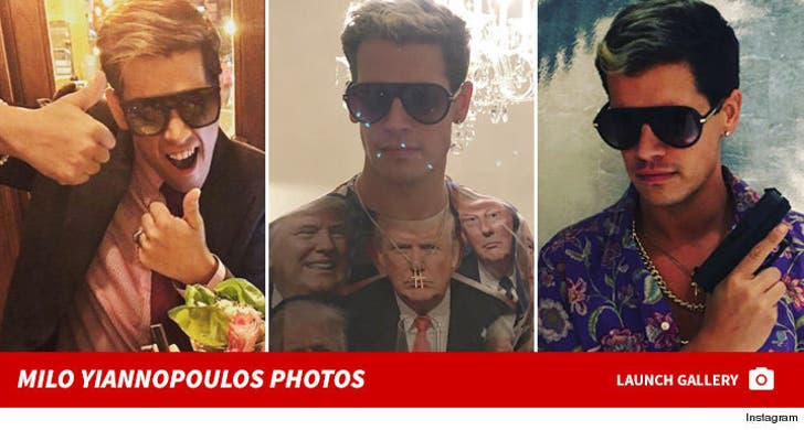 Milo Yiannopoulos Photos
