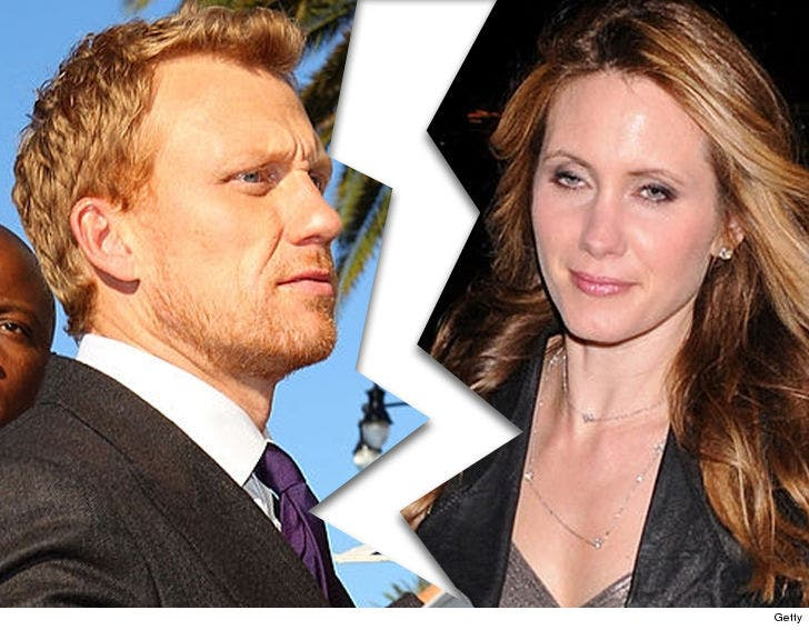 Grey's Anatomy' Doctor Kevin McKidd Officially Divorced With