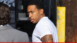 Ludacris -- My Baby Mama Extorted Me for a Car