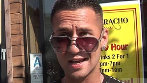 Mike 'The Situation' Sorrentino -- Jersey Shorts Lawyer for $29K ... Lawyer Sues