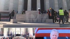 Donald Trump Inauguration Rehearsals Begin For Make America Great Again Celebration (PHOTO GALLERY)