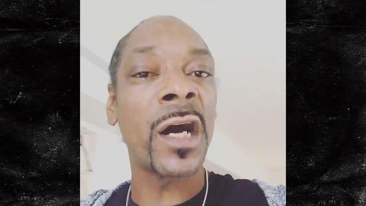 Snoop Shreds Trump: I'm with LaVar & Marshawn, 'F**k You'