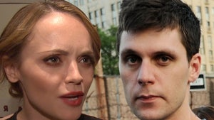 Christina Ricci Gets Domestic Violence Restraining Order Against Husband