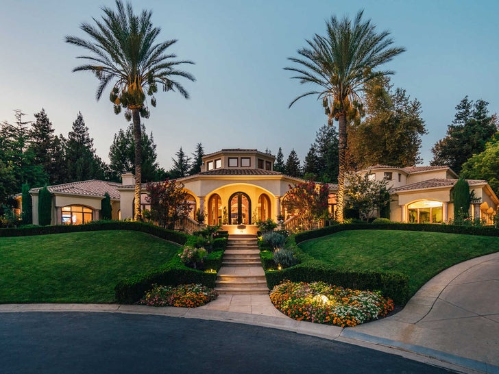 Nikki Sixx Los Angeles Mansion -- For Sale!