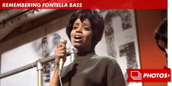 Remembering Fontella Bass